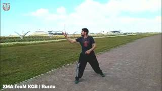 Freestyle Sword XMA TeaM KGB Russia
