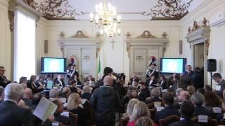 Inaugurazione anno giudiziario 2017 - Bari, Palazzo Diana Filo Della Torre, 3 marzo 2017