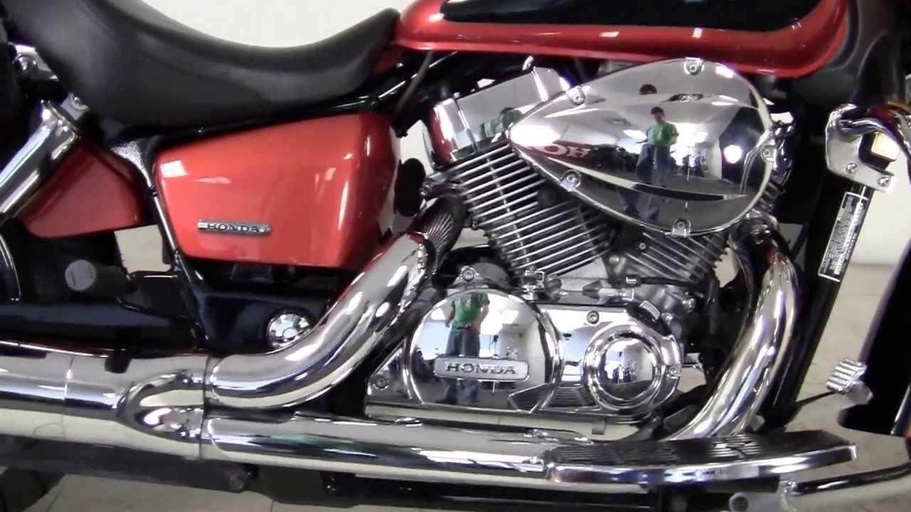 2006 Honda Shadow 750 Aero - YouTube