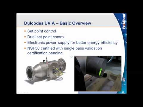DCM502 Interfacing with Dulcodes A UV Systems