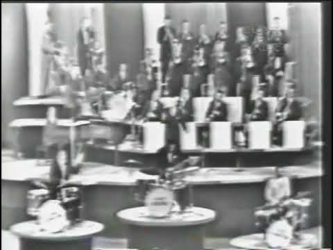 1958 Timex AllStar Jazz  with Gene Krupa, Lionel Hampton, Chico Hamilton