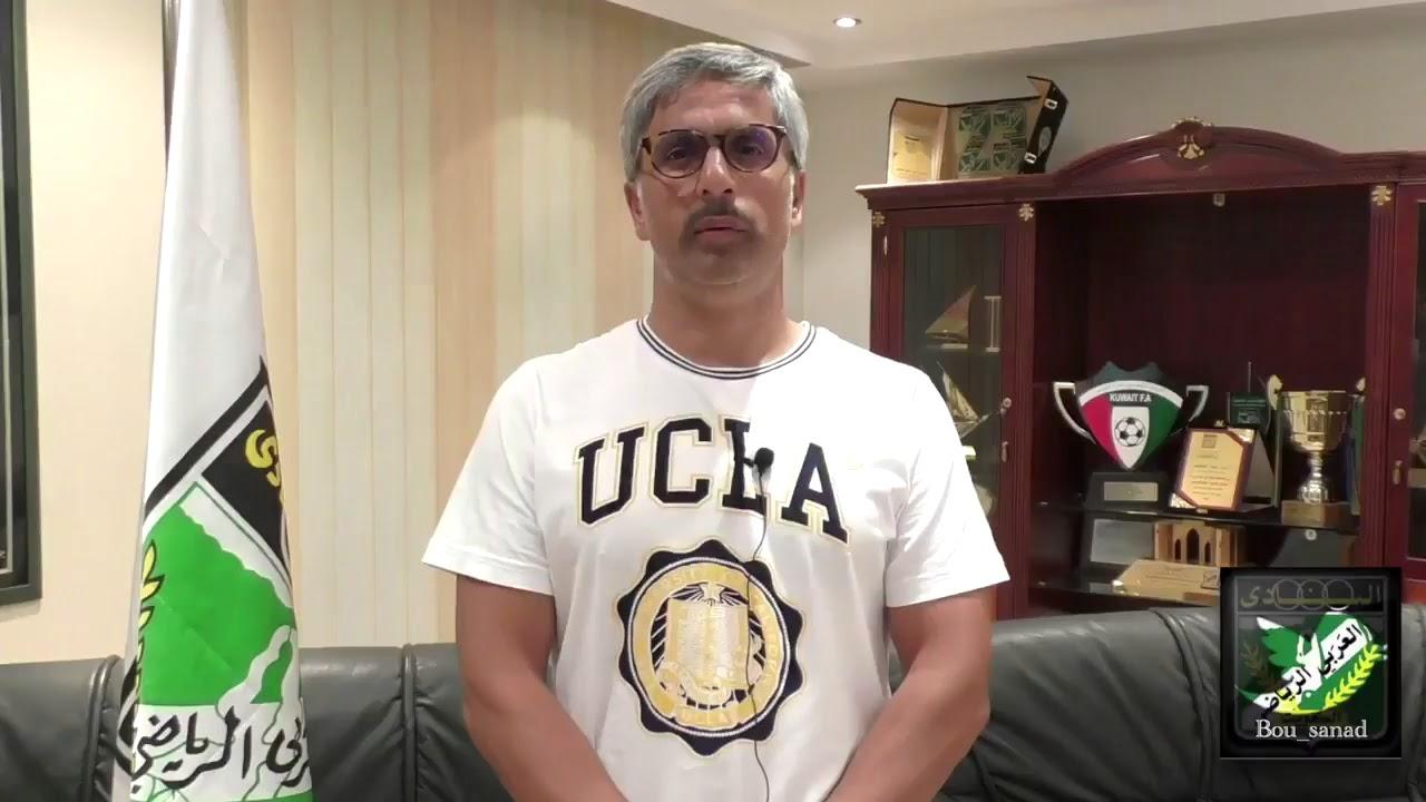 لقاء مع خالد القبندي Youtube