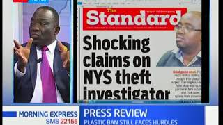 What may keep the NYS scandal case alive    Morning Express