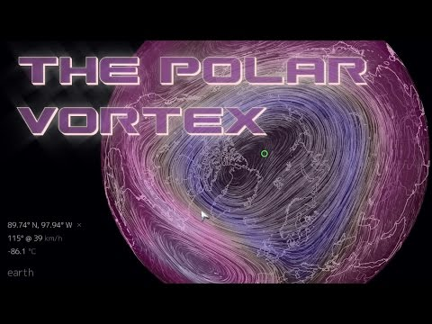 Understanding the Polar Vortex (Dec 2016)