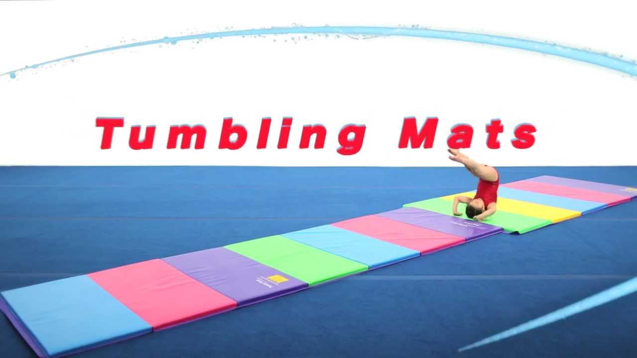 mat gym sports ramp for aerobic sale mats gymnastics and tumbling incline amazon wedge home dp goplus cheap outdoors exercise com