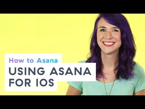 How to Asana: Using Asana for iOS