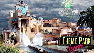 The Theme Park History of Journey To Atlantis (SeaWorld Orlando)