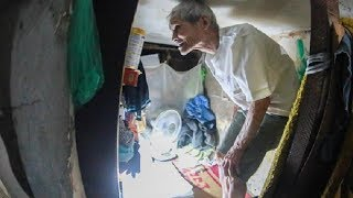 FATHER AND SON LIVE IN A CLOSET FOR 25 YEARS!!!