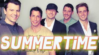 New kids on the block - Summertime (Subtitulos en español)