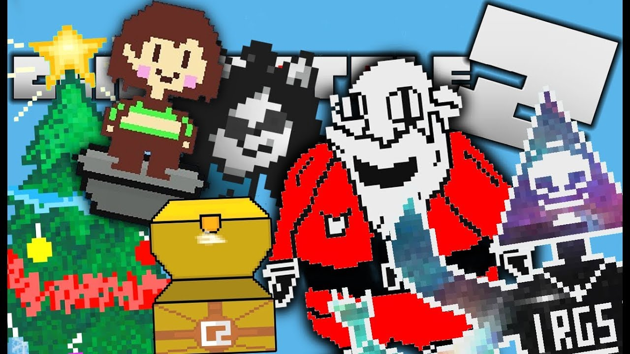 CLICKERTALE 2 ✨8 0 0 UPDATE✨ SPECIAL NEW YEAR'S EVENT