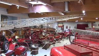 Montville et son Musée des Sapeurs-Pompiers de France