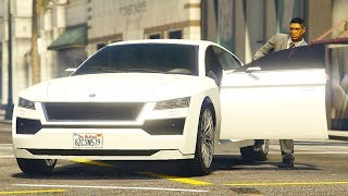 GTA 5 ONLINE NEW UBERMACHT REVOLTER DLC CAR GAMEPLAY & CUSTOMIZATION! (GTA 5 Update)