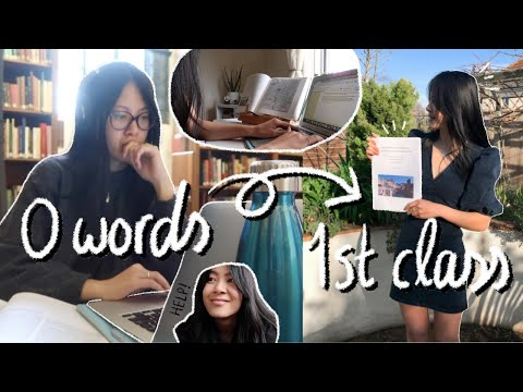 Dissertation Diary: How I Wrote A First Class Dissertation/thesis | Viola Helen