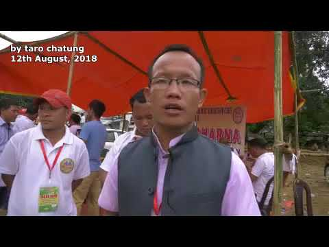 Chief Minister Dorjee Khandu Was Committed For SSA Teachers