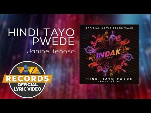 Hindi Tayo Pwede - Janine Teñoso (Official Lyric Video)