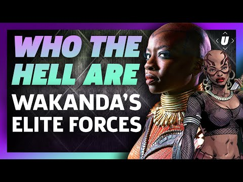 Black Panther: Who are Wakanda's Elite Forces Team?