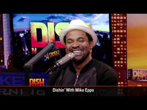 Mike Epps Dishes On Oprah And Richard Pryor Biopic