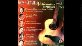Diomedes Díaz y Jorge Celedón - 01. La Noche De Mis Recuerdos (Voces y Guitarras Vol. 2)