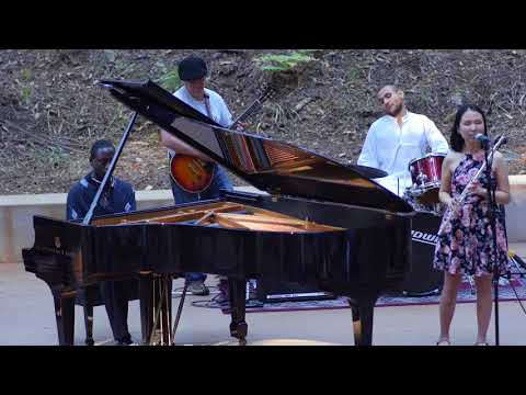 Blind Music Academy performs 'Take 5' at Enchanted Hills Camp in Napa