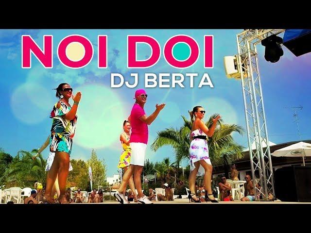 Balli di gruppo 2018 - NOI DOI - DJ BERTA  - Cumbia rumena line dance