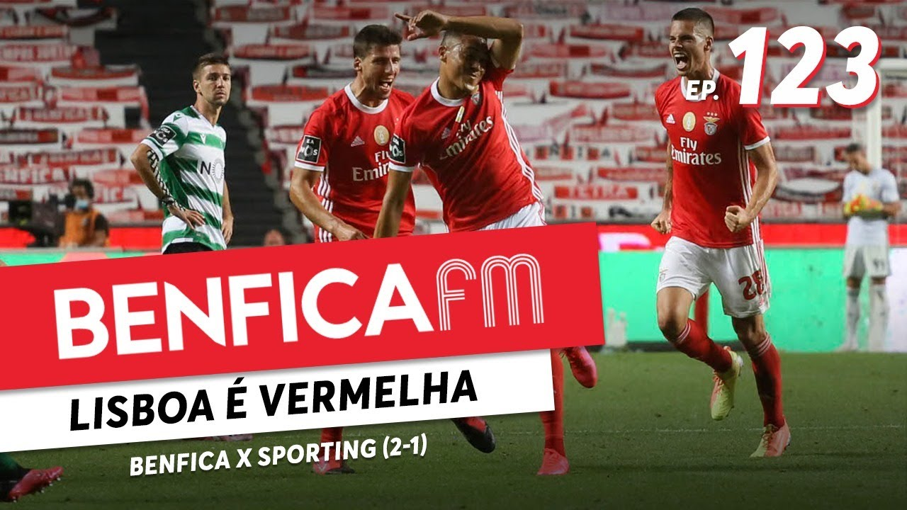 Benfica FM #123 - Benfica x Sporting (2-1)