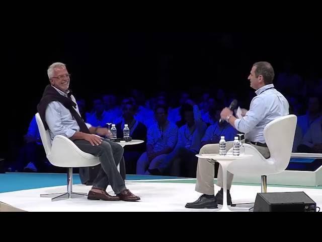 Entrevista Marcel Telles  [AB InBev] -  Movimento FALCONI 2014