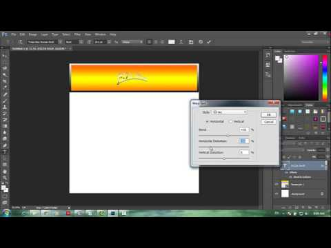 How to Design a Website in Photoshop (Source file included in description)
