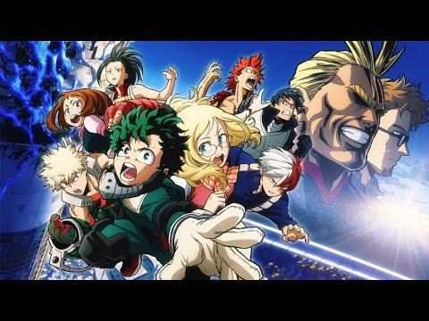 Học Viện Anh Hùng Movie   Anime Lồng Nhạc Hay Nhất 2020   Minh Anime Vietsub