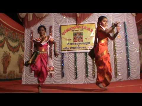 vesavchi paru nesli go and rikshawala dance
