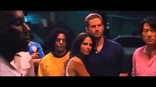 Goodbye my lover, Goodbye my friend ... Paul Walker Jordana Brewster