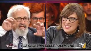 Gambar cover Calabria, Salvatore Barbagallo attacca Giulia Zampina, interviene in sua difesa Antonio Di ...