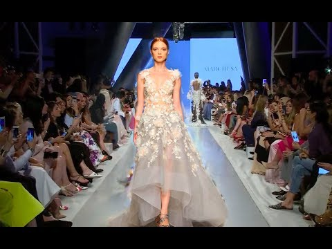 Marchesa | Full Show | Ready Couture | Arab Fashion Week | Fall/Winter 2017/18