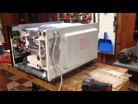 Inverter Function Panasonic Premium Microwave Oven Nn