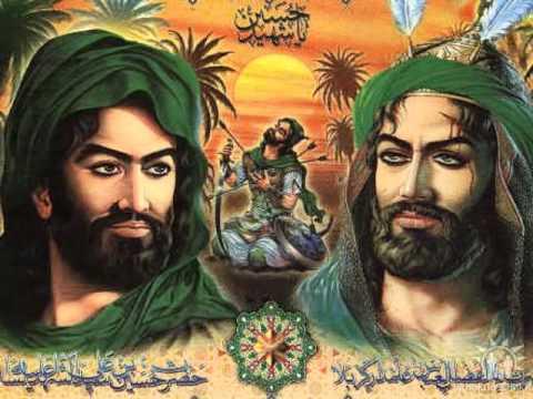 YA ALI - RAP LOVERS OF IMAM ALI 100% SHIAA