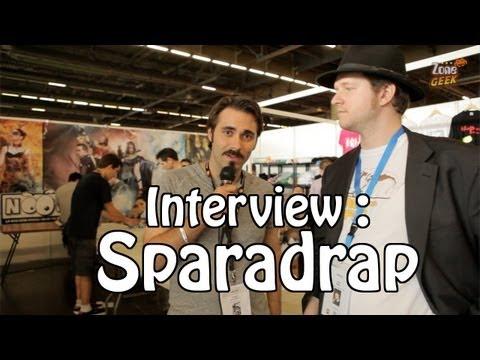 Interview au CC : Sparadrap of the Dead