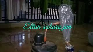 Cara menambahkan oli compresor ac