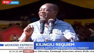Kilingili Requiem:6 guards killed 2 weeks ago remembered