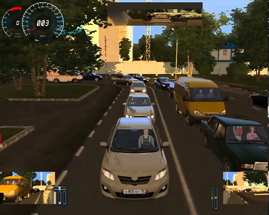 City Car Driving Gameplay Video