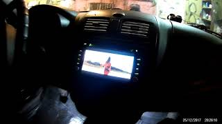 видео Тюнинг салона калина