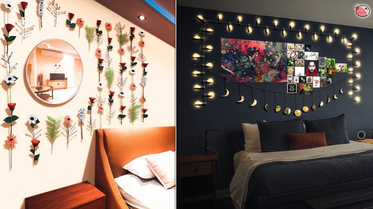 DIY Room Decor! Beautiful Bedroom Decor | Easily at Home