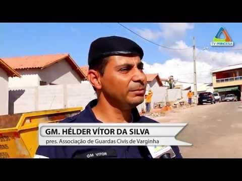 (JC 18/05/16) Conjunto habitacional da Guarda Civil Municipal tem 70% de obras concluídas