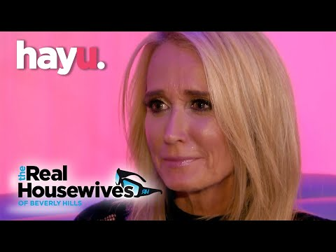 Kim Richards Confronts Brandi Glanville | The Real Housewives of Beverly Hills | Season 5