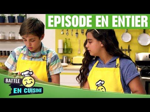 Battle en cuisine - Andi vs. Frankie & Paige : La salade de quinoa