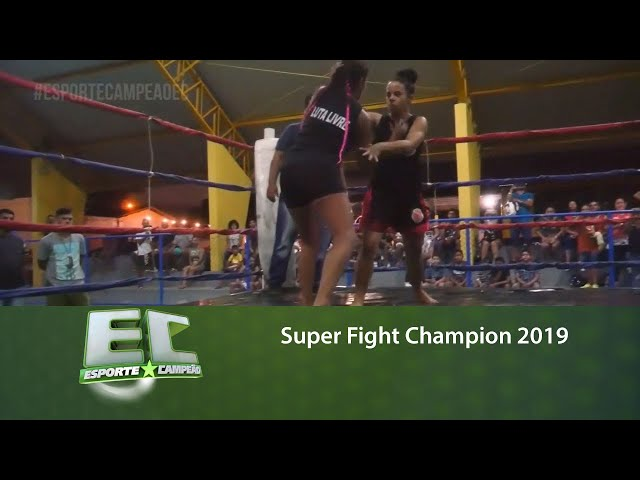 Super Fight Champion 2019