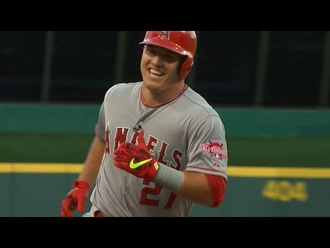 7/14/15: Trout wins second straight MVP to lead AL