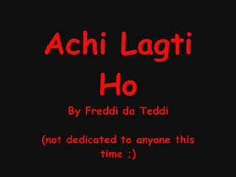 Achi Lagti Ho (Remix) thumbnail