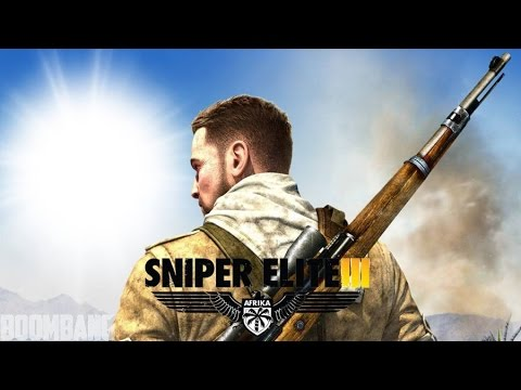 Решение проблемы с игрой Sniper Elite 3