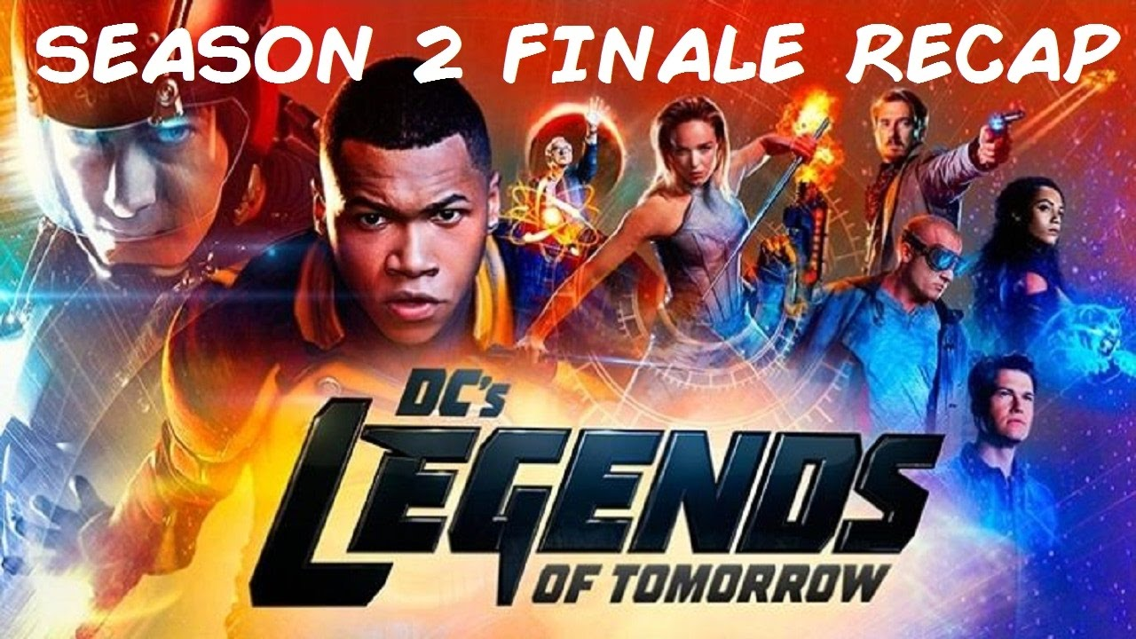 DCS LEGENDS OF TOMORROW-S 2-FINALEPISODE-17