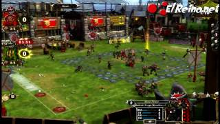 Vídeo análisis/review Blood Bowl - PC