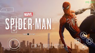 How To Download Marvel Spiderman Apk+Data In Android